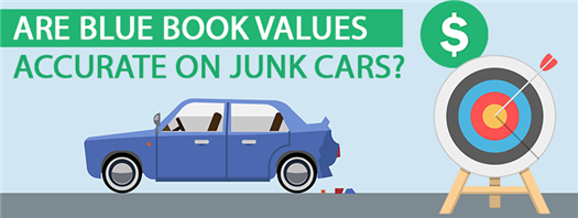 Are Blue Book Values Accurate For Junk Car Prices