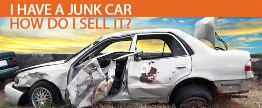 i-have-a-junk-car-to-sell