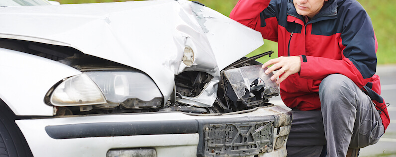 Trading In A Car With Body Damage How To Trade In Damaged Car