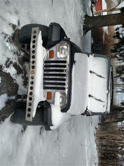 Sell my 1993 Jeep Wrangler