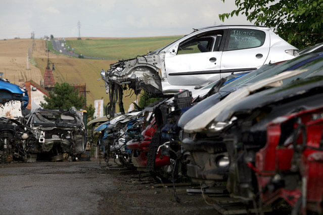 Are Auto Salvage Yards Your Best Option