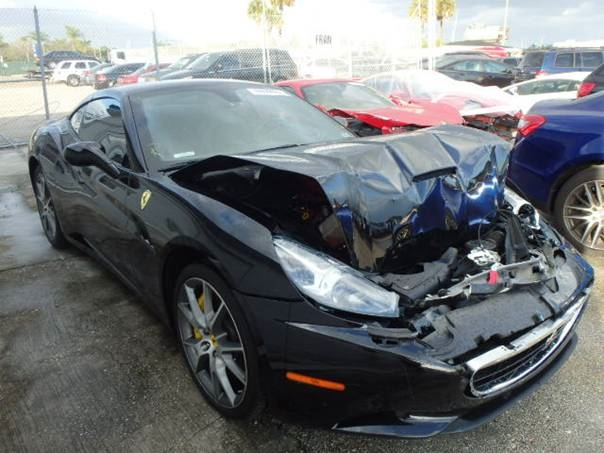 sell totalled car