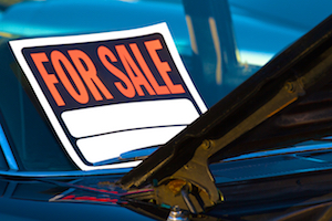 Selling a Car Privately