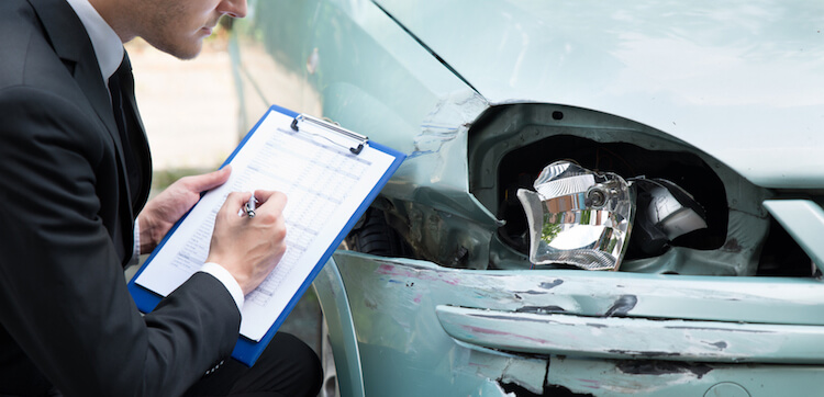 Can You Trade In a Car with Body Damage?