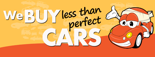 We buy less then perfect cars