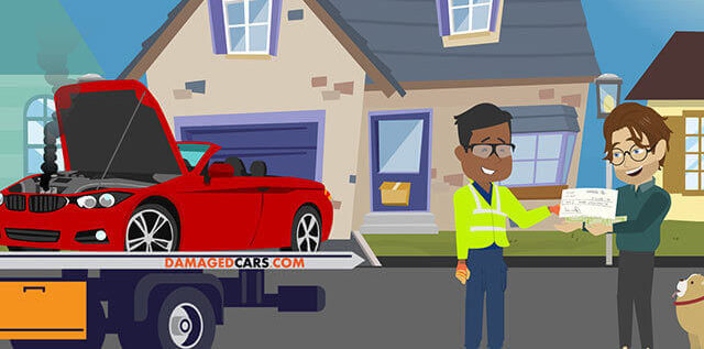 DamagedCars.com - We Buy Junk Cars