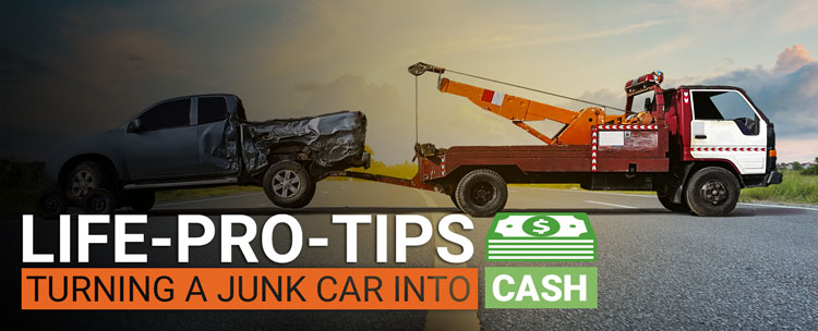 Junk Car Removal Near me | Cash for cars | Free Pickup
