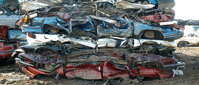 Top Junk Yards in Tucson  Sell Your Car Now with Free Towing!