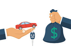 How much can I get when I sell my car?